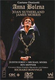 Donizetti - Anna Bolena / Bonynge, Sutherland, Morris, Canadian Opera Company