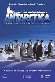 Antarctica - An Adventure of a Different Nature (Large Format)