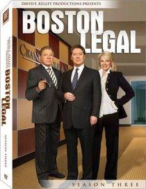 Boston Legal - Season Three
