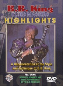 Blues Master Highlights (DVD)