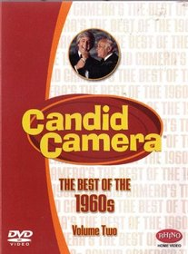 Candid Camera: The Best of the 1960s: Vol. 2