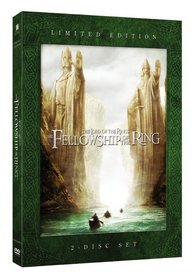 The Lord of the Rings - The Fellowship of the Ring (Theatrical and Extended Limited Edition)