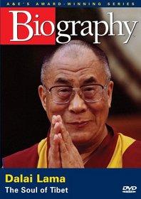 Biography - Dalai Lama: The Soul of Tibet (A&E DVD Archives)