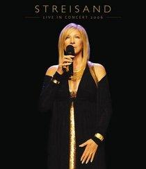 Barbra Streisand: Live in Concert 2006 [Blu-ray]