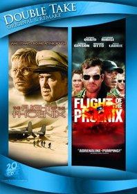 The Flight of the Phoenix (1965) / Flight of the Phoenix (2005) (Double Take)