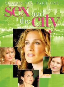 Hbo Sex & The City-season 6 Part 1 [dvd/3 Disc/re-pkgd]