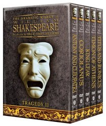 BBC Shakespeare Tragedies II DVD Giftbox