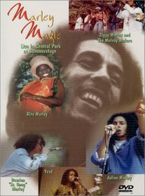 Marley Magic: Tribute to Bob Marley