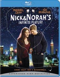 Nick & Norah's Infinite Playlist (+ BD Live) [Blu-ray]