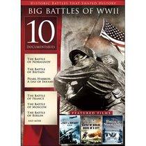 10-Film Big Battle Of WWII V.1