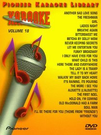 Karaoke: Library, Vol. 18