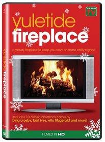 Virtual Yuletide Fireplace
