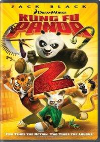 Kung Fu Panda 2 (Rental Ready)