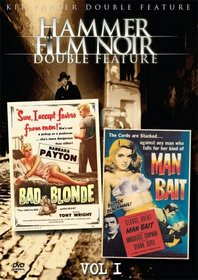 Hammer Film Noir Double Feature, Vol. 1 (Bad Blonde / Man Bait )