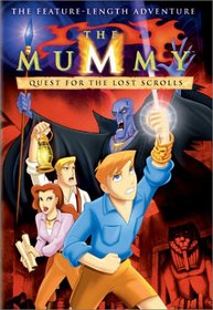 The Mummy - Quest for the Lost Scrolls