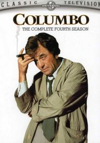 Columbo - The Complete Fourth Season