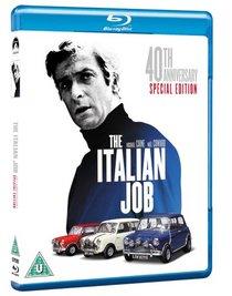 The Italian Job - 40th Anniversary Edition [Blu-ray]