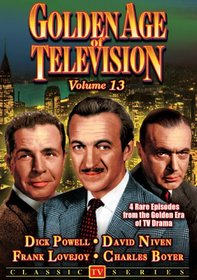 Golden Age of Television, Volume 13
