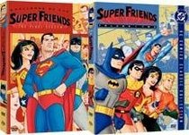 Challenge of the Super Friends, Volumes 1-2 (DC Comics Classic Collection)
