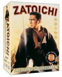 Zatoichi The Blind Swordsman: Vols. 1-4