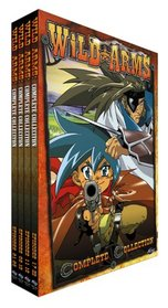 Wild Arms - The Complete Collection