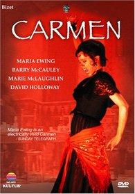 Georges Bizet - Carmen / Peter Hall, Bernard Haitink, Maria Ewing, Barry McCauley, London Philharmonic, Glyndebourne Festival Opera