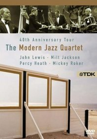 Modern Jazz Quartet 40th Anniversary Tour