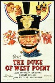 The Duke of West Point 1938 DVD Louis Hayward Joan Fontaine Vintage Hockey Film