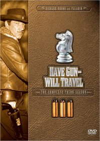 Have Gun - Will Travel - The Complete Third Season