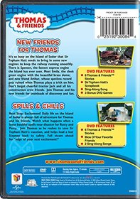 Thomas & Friends: New Friends for Thomas / Spills & Chills Double Feature
