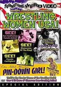 Wrestling Women USA