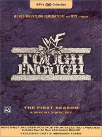 MTV's WWF Tough Enough - The First Season