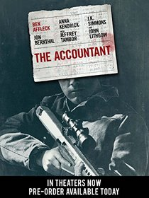 The Accountant (4K Ultra HD + Blu-ray + Digital HD)