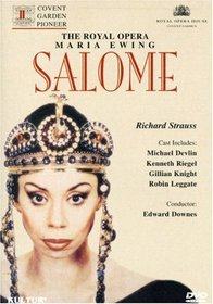 Richard Strauss - Salome / Peter Hall · Edward Downes · Maria Ewing, · ROH Covent Garden