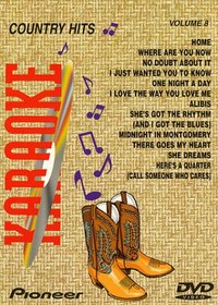 Karaoke / Country Hits 8