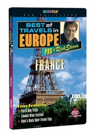Rick Steves Best of Travels in Europe - France