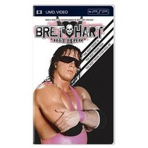 """WWE: Bret """"Hit Man"""" Hart - The Best There Is the Best There Ever Was the Best There Ever Will Be [UMD for PSP]"""