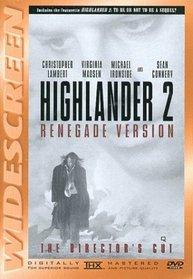 Highlander II: Renegade Version