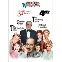 The Dick Van Dyke Show/Petticoat Junction/Jack Benny Show/Groucho Marx