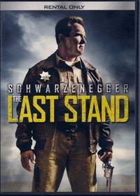 Last Stand (Dvd, 2013, Schwarzenegger) Rental Exclusive