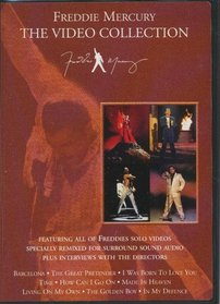 The Freddie Mercury Video Collection