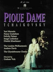 Tchaikovsky - Pique Dame / Davis, Marusin, Gustafson, Palmer, London Philharmonic