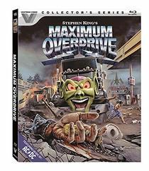 Maximum Overdrive (abe) [Blu-ray]
