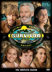 Survivor Palau - The Complete Season