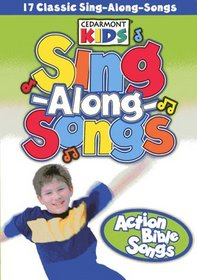 Cedarmont Kids - Action Bible Songs