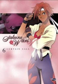 Sakura Wars TV - Curtain Call (Vol. 6)