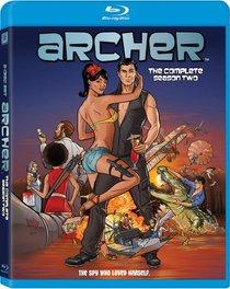 Archer: Season 2 [Blu-ray]