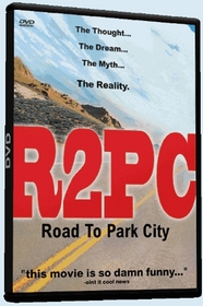 Vanguard Cinema R2pc-road To Park City [dvd]