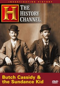 Investigating History - Butch Cassidy & the Sundance Kid (History Channel)