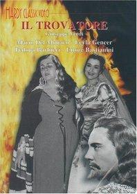 Verdi - Il Trovatore / del Monaco, Gencer, Bastianini, Barbieri, Clabassi, Previtali, RAI 1957